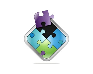 puzzle logo v.2