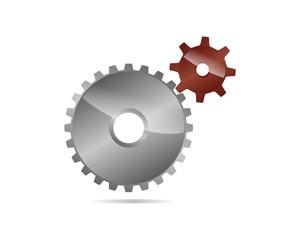 gear logo template v.3