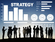 Strategy Data Information Plan Marketing Vision Concept