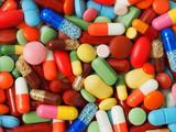 Medicine background poster