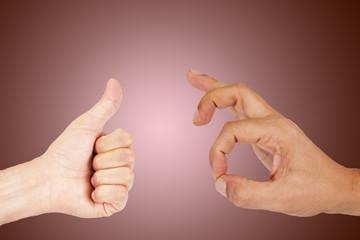 hand sign rebates