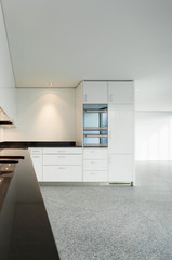 Interior, modern kitchen