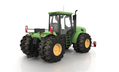 Tractor - Shot 17