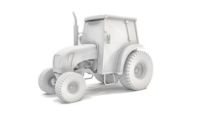 Tractor - Shot 22