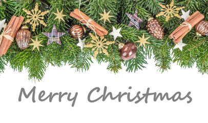 english Christmas card