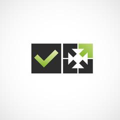 icône,bouton web