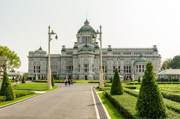 アナンタサマコム宮殿 バンコク