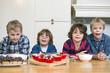 Baking workshop birthday party