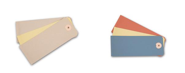 talloncini colorati