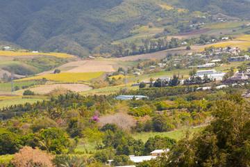 village de Bellevue, Saint-Louis, île de la Réunion