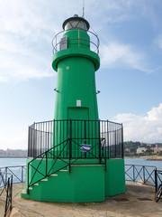 Green beacon