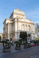 Great Synagogue of Rome, Italy