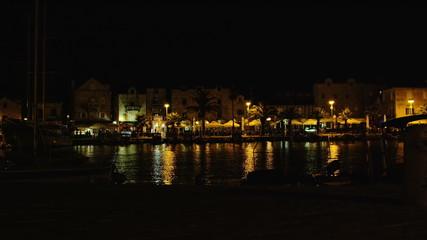 Supetar by night