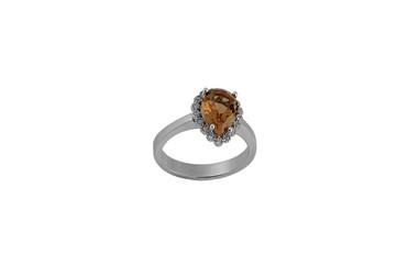 Special model diamond ring