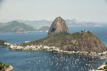Baia de Botafogo - Rio de Janeiro, Brasil
