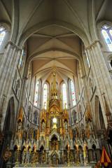 Lujan Basilica, Main Altar