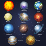 Planet set 2