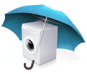 Machine à laver : garantie et assurance