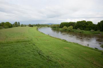 Fluss Weser