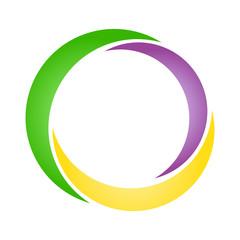 logo colorato