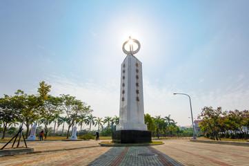 solar exploration center in chiayi, taiwan