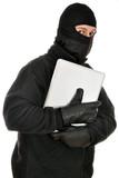 Einbrecher klaut Laptop mit Daten