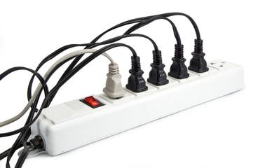 a lot of universal plug