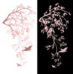 spring blossom decor