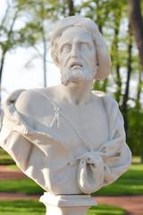 Statue of Diogenes. Greek philosopher.