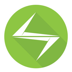 arrow logo icon symbol