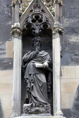 St Matthew the Evangelist at St Stephans Cathedral in Vienna