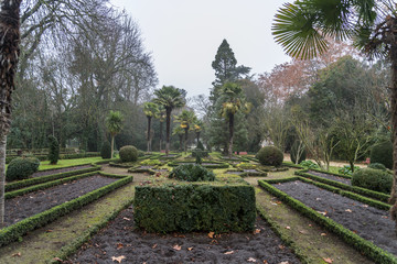 Valladolid niebla