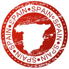 Stamp - Spain