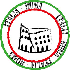 """Italia """"Roma"""""""