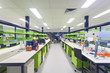 Empty modern medical research laboratory - 75808548
