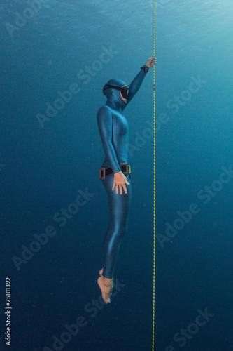 Freediver - 75811392