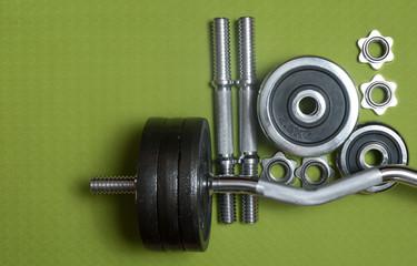 Bodybuilding tools