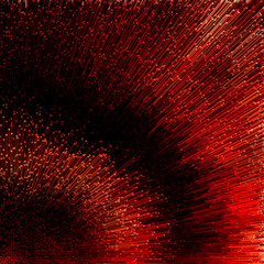 Abstract red textured background.