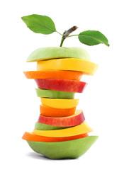 Healthy Slim Fruit mix