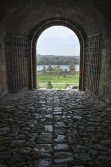 Belgrade Kalemegdan Fortress Exit Gate