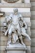 Hercules and Cerberus, Hofburg in Vienna, Austria - 75819915