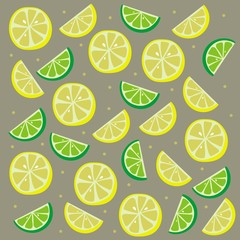 lemon pattern sweet  lemonade