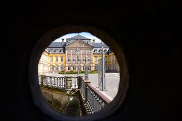 Das Barockschloss in Bad Arolsen