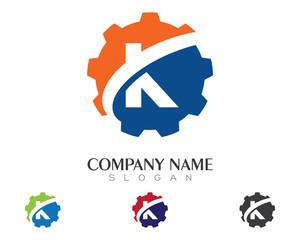 K Logo Template 3