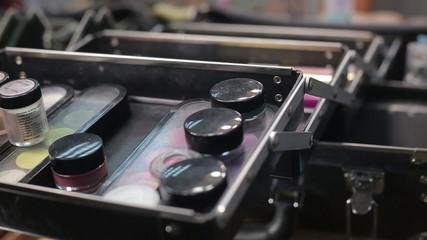 cosmetics make-up palette, Make up artist accessories