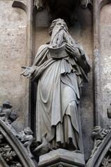 Saint Elijah, Votivkirche in Vienna, Austria
