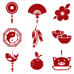 chinese new year icon