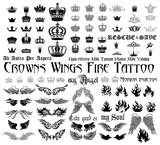 Tattoo set