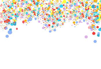 konfetti regen hintergrund geburtstag