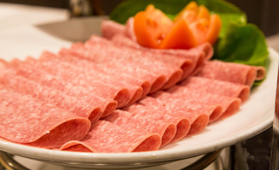 Sliced Cold Cuts